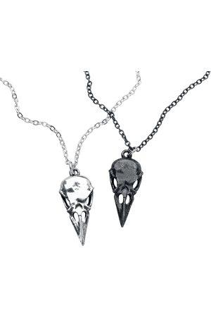 Alchemy Damen Halsketten - Coeur Crane Necklace Halskette /