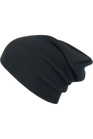Urban classics Beanie Basic Flap Long Version Mütze