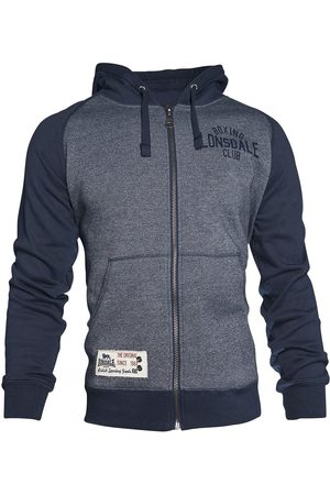 Lonsdale London Slough Kapuzenjacke meliert