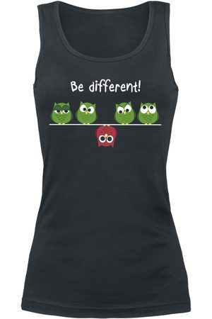 BE DIFFERENT Top