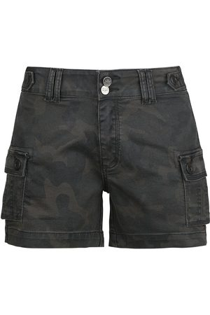 Black Premium by EMP Master Of Disguise Girl-Shorts