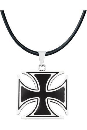 etNox hard and heavy Black Iron Cross Anhänger Standard