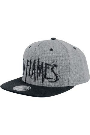 IN FLAMES Hüte - Logo Cap /