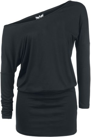 Black Premium by EMP Hold Loosely Kurzes Kleid