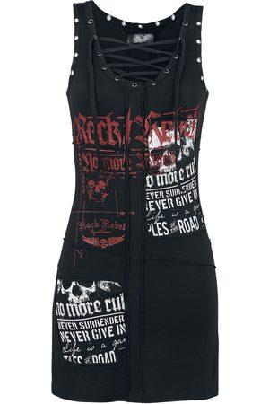 Rock Rebel Stay A Little Longer Kurzes Kleid