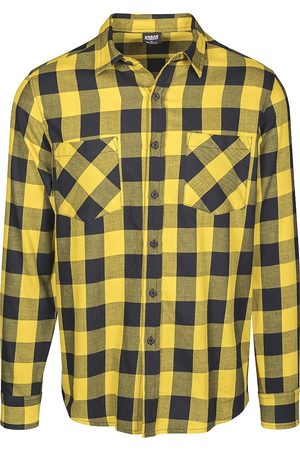 Urban classics Checked Flanell Shirt Flanellhemd /