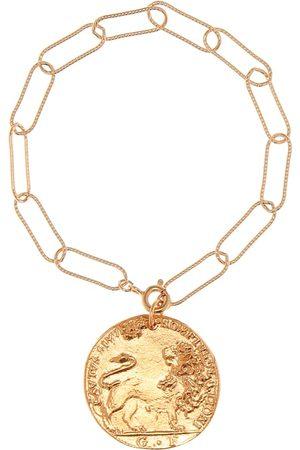 Alighieri Vergoldetes Armband Il Leone