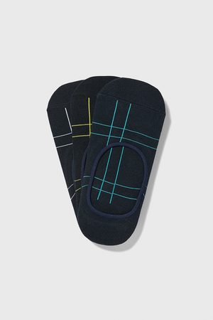 Zara Pack füsslinge mit karomuster