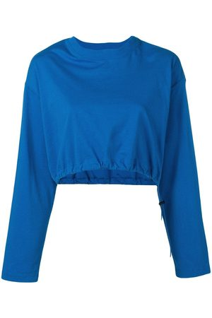 Unravel Project Cropped-Sweatshirt