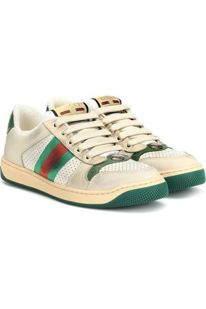 Gucci Sneakers Screener aus Leder