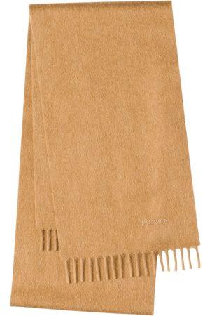 Prada Schal mit Logo-Stickerei