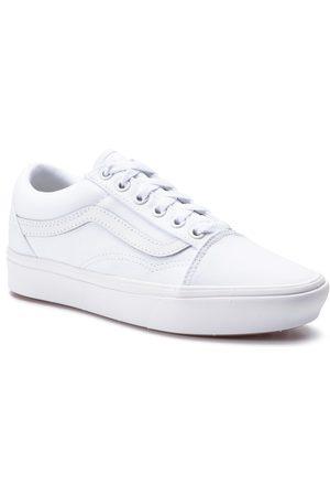 Vans Turnschuhe - Comfycush Old S VN0A3WMAVNG1 True White/True