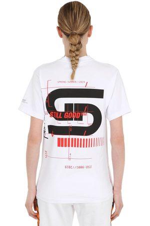 "STILL GOOD T-shirt Aus Baumwolljersey ""dynamism"""