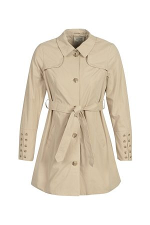 Cream Trenchcoats ANNABELL