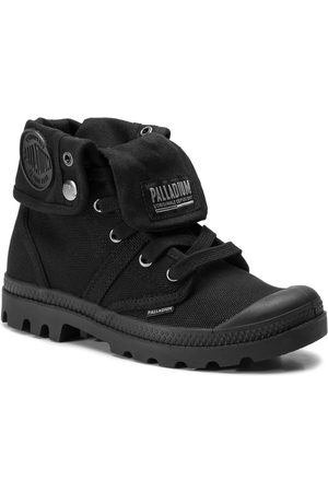 Palladium Trapperschuhe - Pallabrouse Baggy 92478-001-M Black/Black