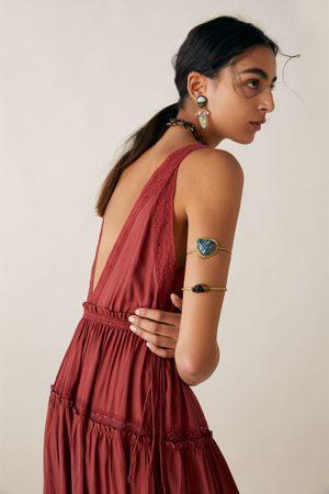 Zara 2er-set armbänder mit schmucksteinen limited edition