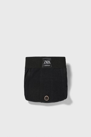 Zara Boxer im relaxed-fit