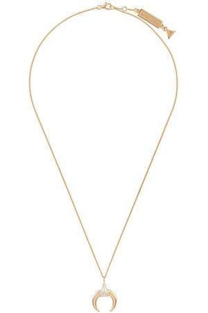 Coup De Coeur Halskette mit Hornanhänger