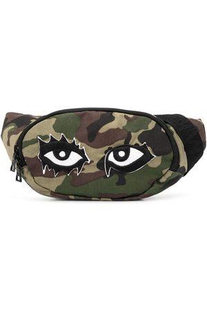 HACULLA Bauchtaschen - Hac Eyes' Camouflage-Gürteltasche