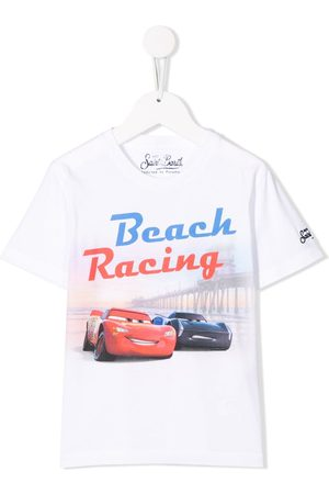 MC2 SAINT BARTH Beach Racing' T-Shirt