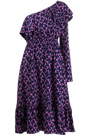 La Doublej Damen Asymmetrische Kleider - Boogie' One-Shoulder-Kleid