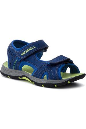 Merrell Sandalen - Panther Sandal MK261236 Blue/Green