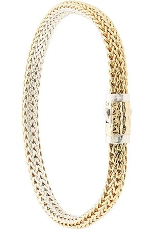 John Hardy Damen Armbänder - 18kt 'Classic Chain' Gelbgoldarmband