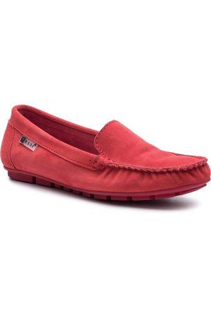 Nessi Mokassins - 17130 Czerwony 192