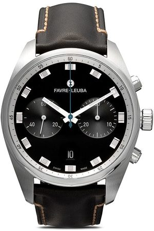 Favre Leuba Sky Chief' Chronograph, 43mm