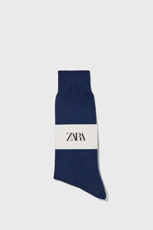 Zara Merzerisierte socken – premium