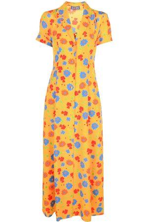 LHD Kleid mit Print
