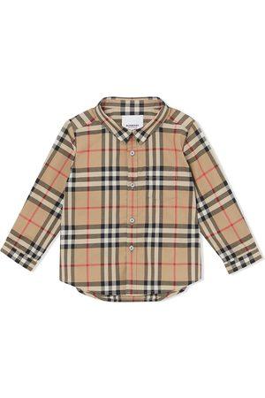 Burberry Hemd mit Vintage-Check