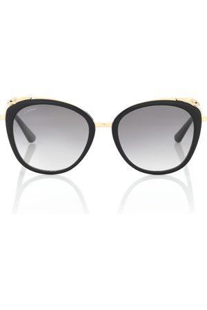 CARTIER EYEWEAR Sonnenbrille Panthère de Cartier