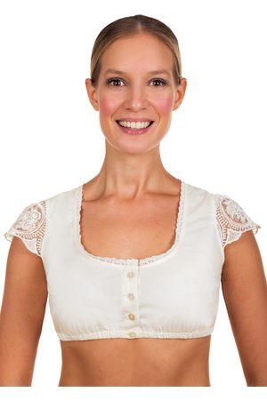 Edelnice Damen Dirndl - Dirndlbluse Romy
