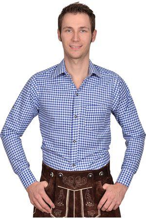 Edelnice Trachtenhemd Hemd kariert