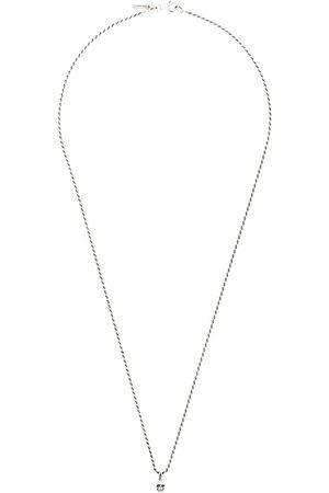 EMANUELE BICOCCHI Halskette mit Totenkopf