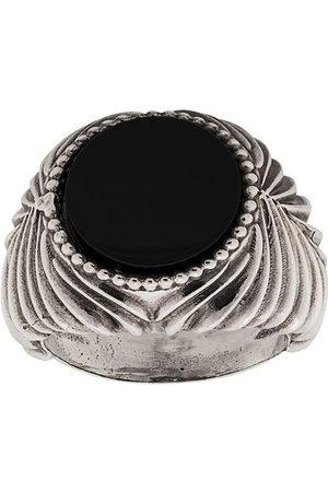 EMANUELE BICOCCHI Strukturierter Ring