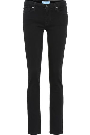 7 for all Mankind Mid-Rise Slim Jeans Pyper
