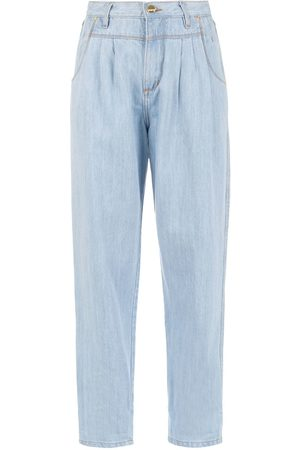 Amapô Ice cropped jeans