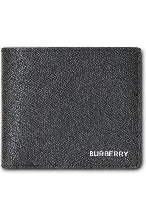 Burberry Portemonnaie aus gekörntem Leder