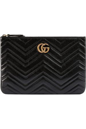 Gucci GG Marmont Täschchen aus Leder