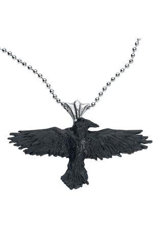 Alchemy Black Raven Halskette