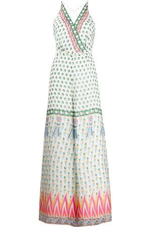 TEMPERLEY LONDON Jumpsuit mit Juwelen-Print