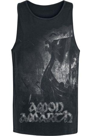 Amon Amarth Herren Tops - One Thousand Burning Arrows Tank-Top