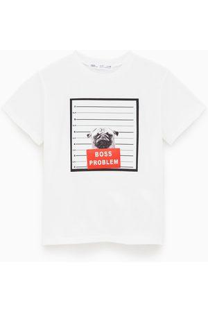 Zara T-shirt boss problem