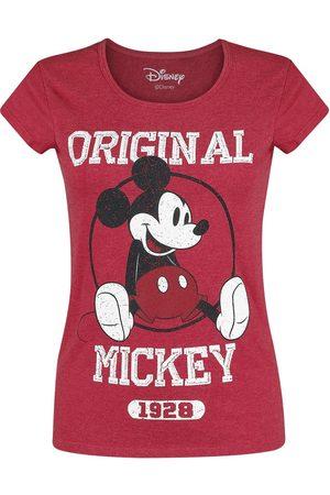 Micky Maus Original T-Shirt meliert