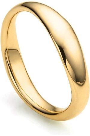 Monica Vinader Vergoldeter 'GP Nura Reef' Ring