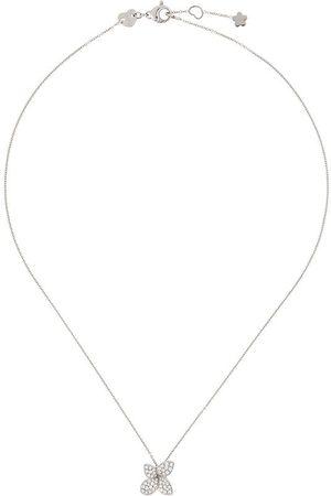 Pasquale Bruni 18kt Weißgoldhalskette mit Diamanten