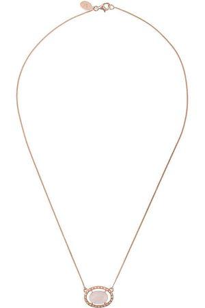 V by Laura Vann Damen Halsketten - Halskette mit Quarz
