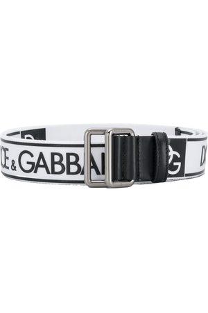Dolce & Gabbana Herren Gürtel - Gürtel mit Logo